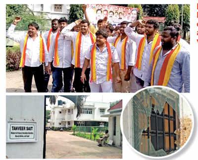 Action against pro-Kannada activists