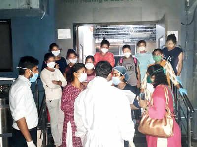 BMC tells Mulund facility not to take in new coronavirus cases