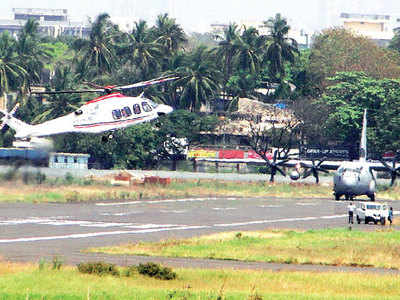 Juhu Airport to say goodbye to its water-logging and flooding problems