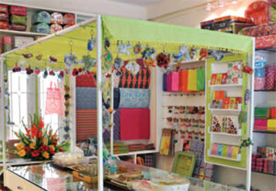 A haven for paper creations, this shop in the hustle of Indiranagar offers a refreshing perspective