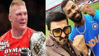 Ranveer Singh violated Brock Lesnar and my copyright, says Paul Heyman on catchphrase controversy