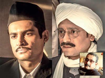 No 'Hey Ram' in title for Naeem Siddiqui film now called Humne Gandhi Ko Maar Diya