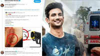 Sushant 'murdered using stun gun'? Swamy reacts