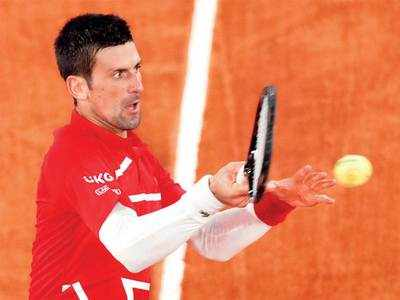 Djokovic keeps French Open title bid on track as Kvitova rejoices