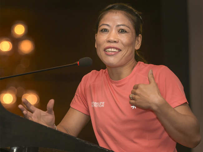Mary kom wins gold in asian dating 8