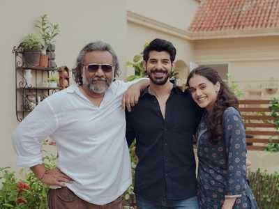 Thappad wrap up: Taapsee Pannu posts  emotional message for Anubhav Sinha