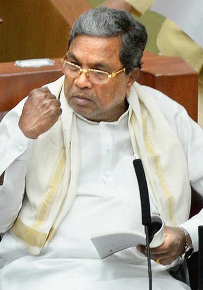 River rally: Karnataka Chief Minister Siddaramiah says he's in