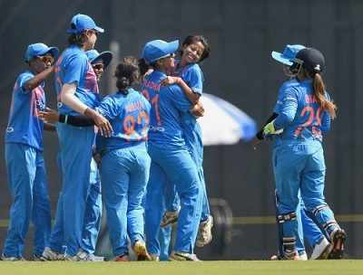 India Women vs England Women T20I Tri-series: Spinners, Smriti Mandhana secure consolation win for India