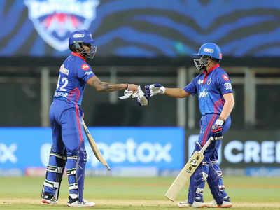 CSK vs DC Highlights, IPL 2021: Dhawan, Shaw shine as Delhi Capitals crush Chennai Super Kings by 7 wickets