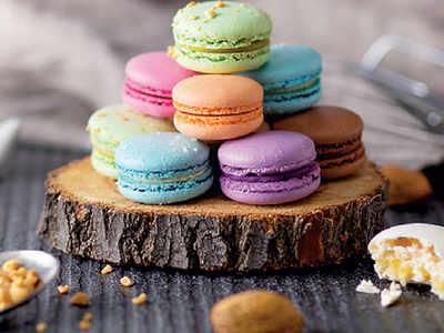 PLAN AHEAD: Bake yummy macarons