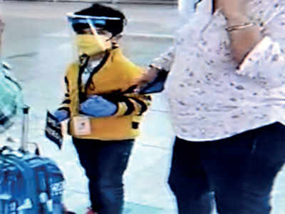 Five-year-old flies alone from Delhi to Bengaluru