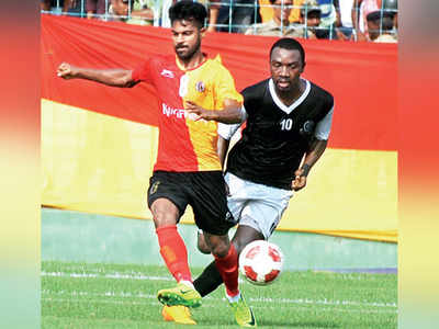 East Bengal to move most games out of Kolkata