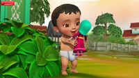 Kids Songs | Nursery Rhymes & Baby Songs 'Aata Gache Tota Pakhi' - Kids Nursery Rhymes In Bengali