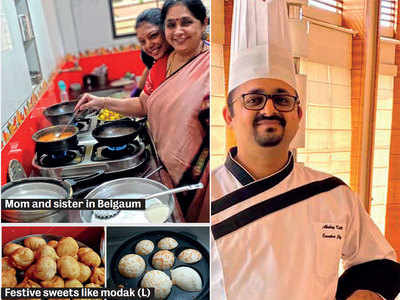 Cooking and a lot more, say some of the city's busiest culinary artistes