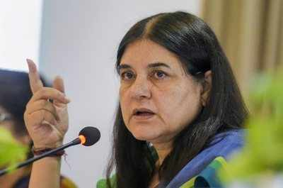Maneka Gandhi thanks Corporate Affairs Ministry for amending Sexual Harassment at Work Place Act