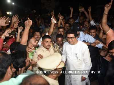 Enforcement Directorate grills Raj Thackeray in money laundering case