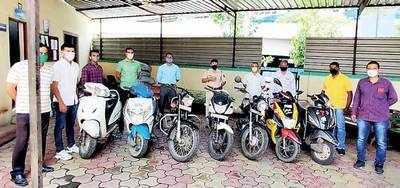 Bike thief who posed as doctor held in Manjari