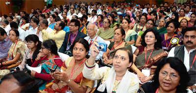 Women's Science Congress seeks raison d'etre