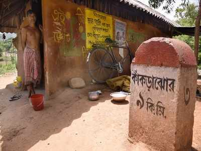Tribal belt in Jhargram constituency: Deprivation, grievances lead to saffron leanings