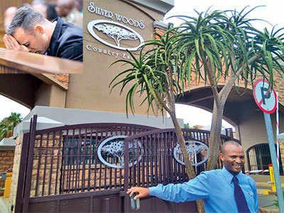 Reva Steenkamp didn't have free access to Oscar Pistorius house