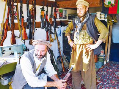 Taliban captures US-built border gateway, takes over revenue collection