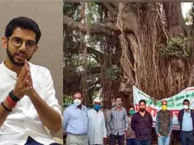 Aaditya Thackeray's letter to Nitin Gadkari helps save 400-year old Banyan tree from being felled for highway