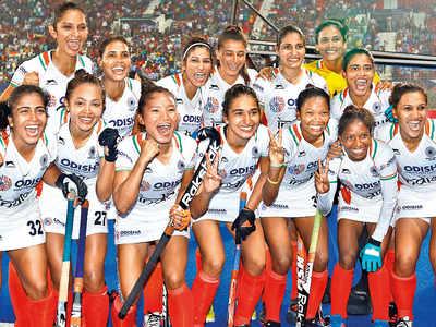 India women's hockey team raises Rs 20 lakh for migrants