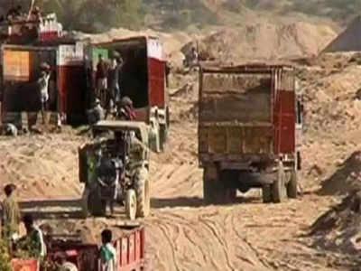 Illegal sand mining kills 22-yr-old
