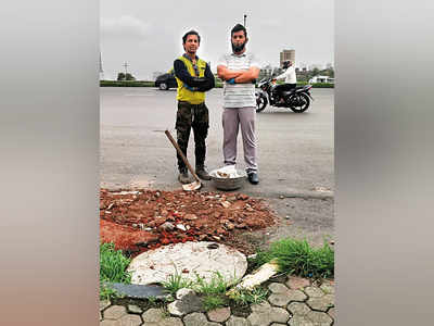 BMC to join hands with citizens to fix potholes