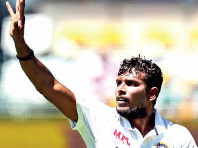 Natarajan sets a new record