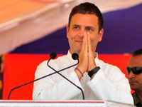 Congress president Rahul Gandhi to hold election rally in Itanagar
