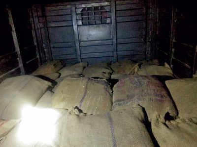 Kolkata Police seizes huge quantity of explosives
