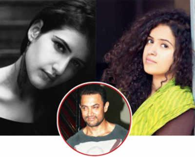 Meet Aamir Khan's wrestler daughters