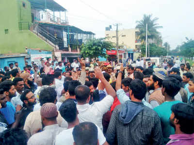 Mob attacks animal activists, court officials
