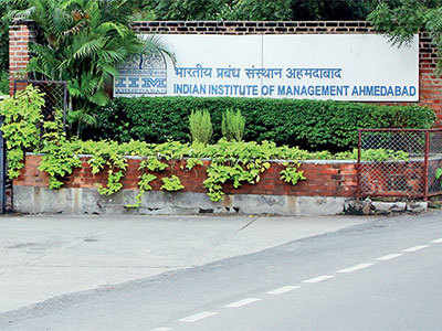 IIMA calls 182 candidates with 90 or below CAT scores for second round of admission
