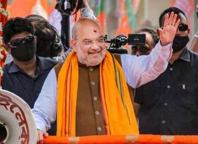 West Bengal elections 2021 live updates: 'A bhoomi putra will become chief minister of Bengal,' Amit Shah says