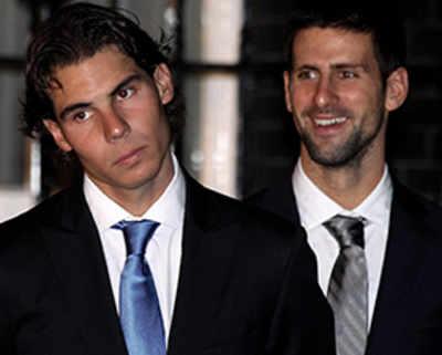 Djoko will play Nadal in Delhi on December 8