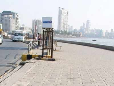 Girl knocked down, dragged along by bike, dies at Worli sea face