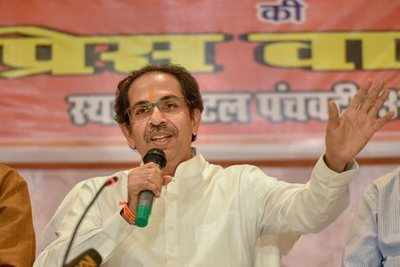 State hit by drought but Modi govt is sleeping like Kumbhakarna, says Shiv Sena chief Uddhav Thackeray