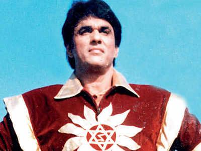 Mukesh Khanna set to turn Shaktimaan into a three-film franchise