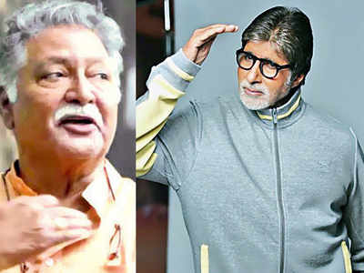 Amitabh Bachchan and Vikram Gokhale's buddy comedy goes on the floors today