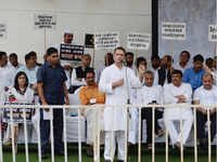 Bharat Bandh: Congress-led nationwide protest evokes mixed response