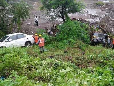 5 injured after car, auto collide near Kharegaon in Thane
