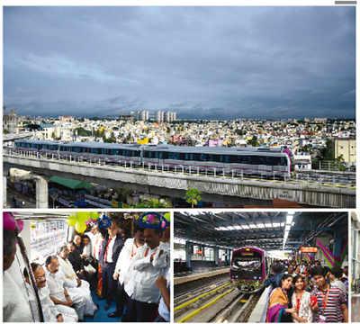 Now, name game begins in Metro