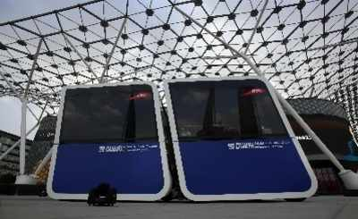 'We are also taking risks with Pod Taxis'