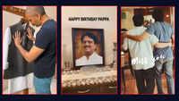 How Riteish Deshmukh paid tribute to his dad and former Maharashtra chief minister Vilasrao Deshmukh