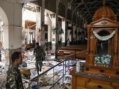 207 people including Kerala woman killed, 450 injured in Sri Lanka blasts; seven arrested