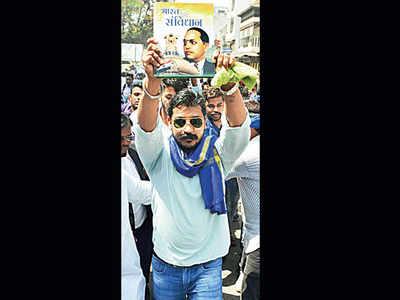 Bhim Army chief's U-turn: Won't fight Modi in Varanasi