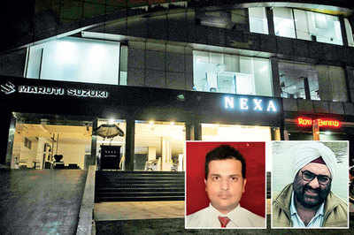 Nexa showroom boss, staff fight over rollout of 40 cars sans full payment