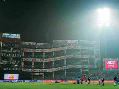 ICC was monitoring Delhi T20I